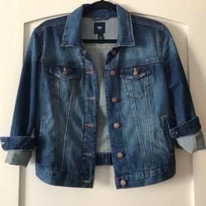 Gap Factory denim jacket